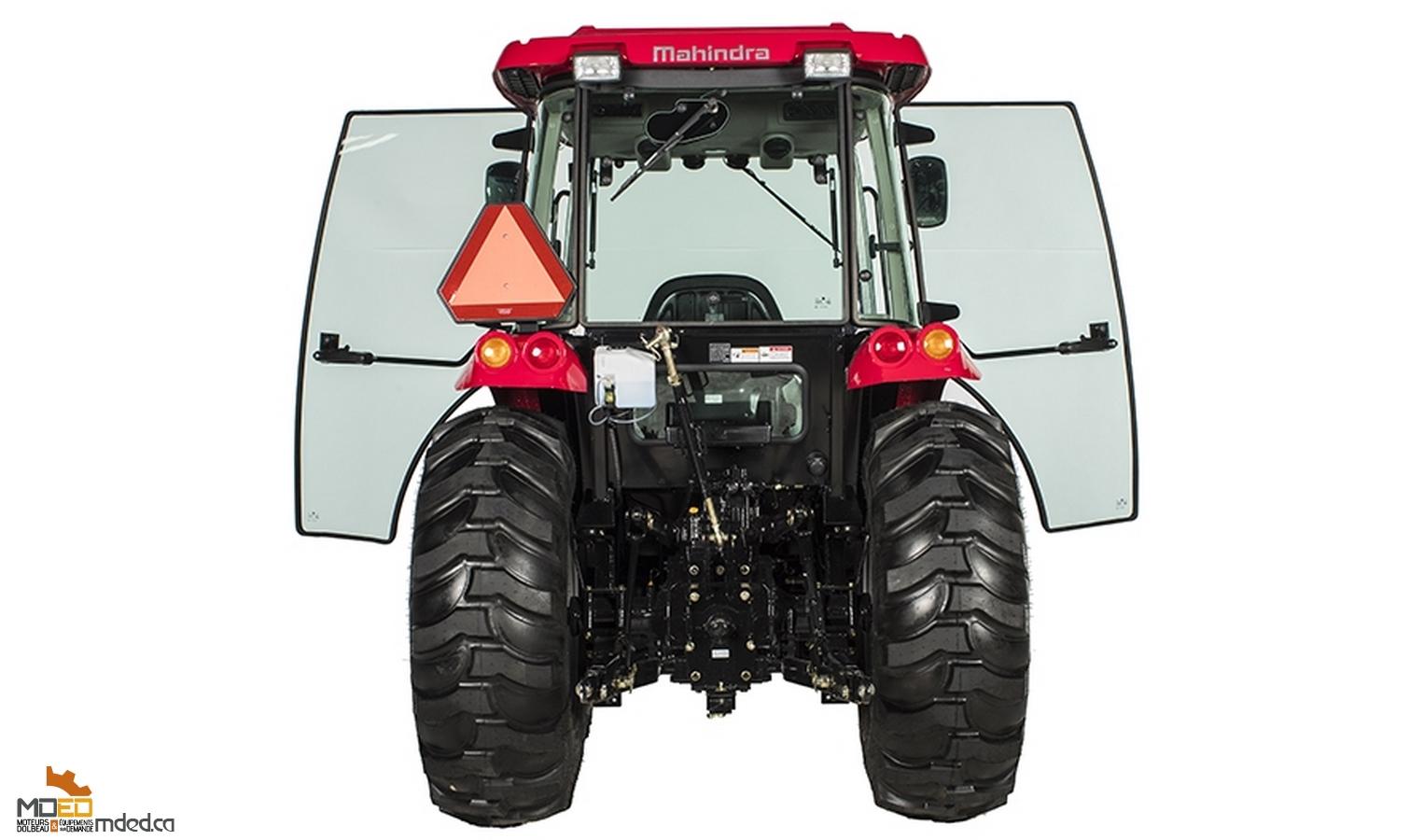 Mahindra 2655 HST / Moteur Dolbeau & Équipements sur demande